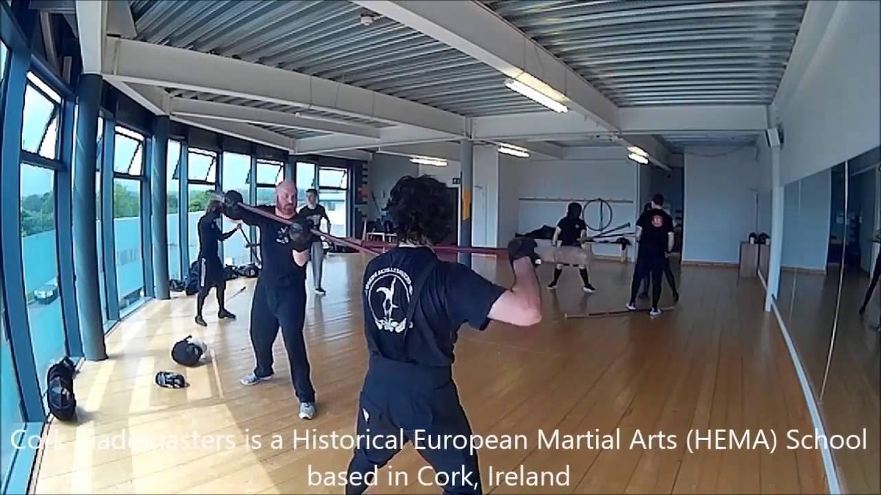 Polearms Workshop - Historical European Martial Arts (HEMA)