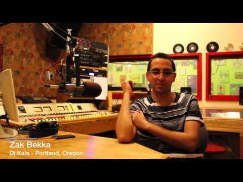 Portland's DJ Kala @ KBOO Radio Station