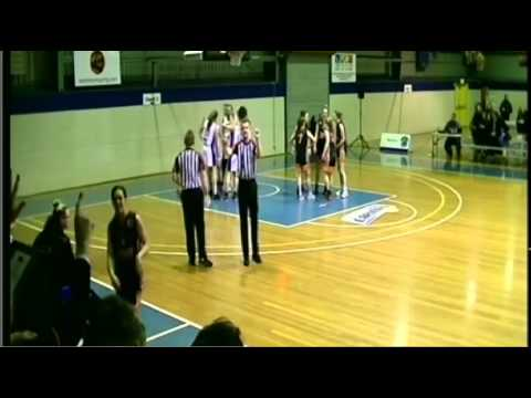 Canberra Capitals Academy v Brisbane Lady Spartans