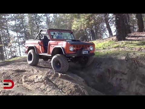 Off-Road Fun:  Ford Bronco on Everyman Driver
