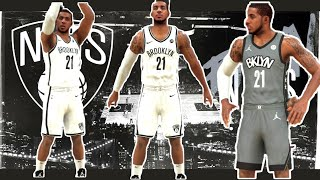LAMARCUS ALDRIDGE Brooklyn Nets Game Highlights Debut