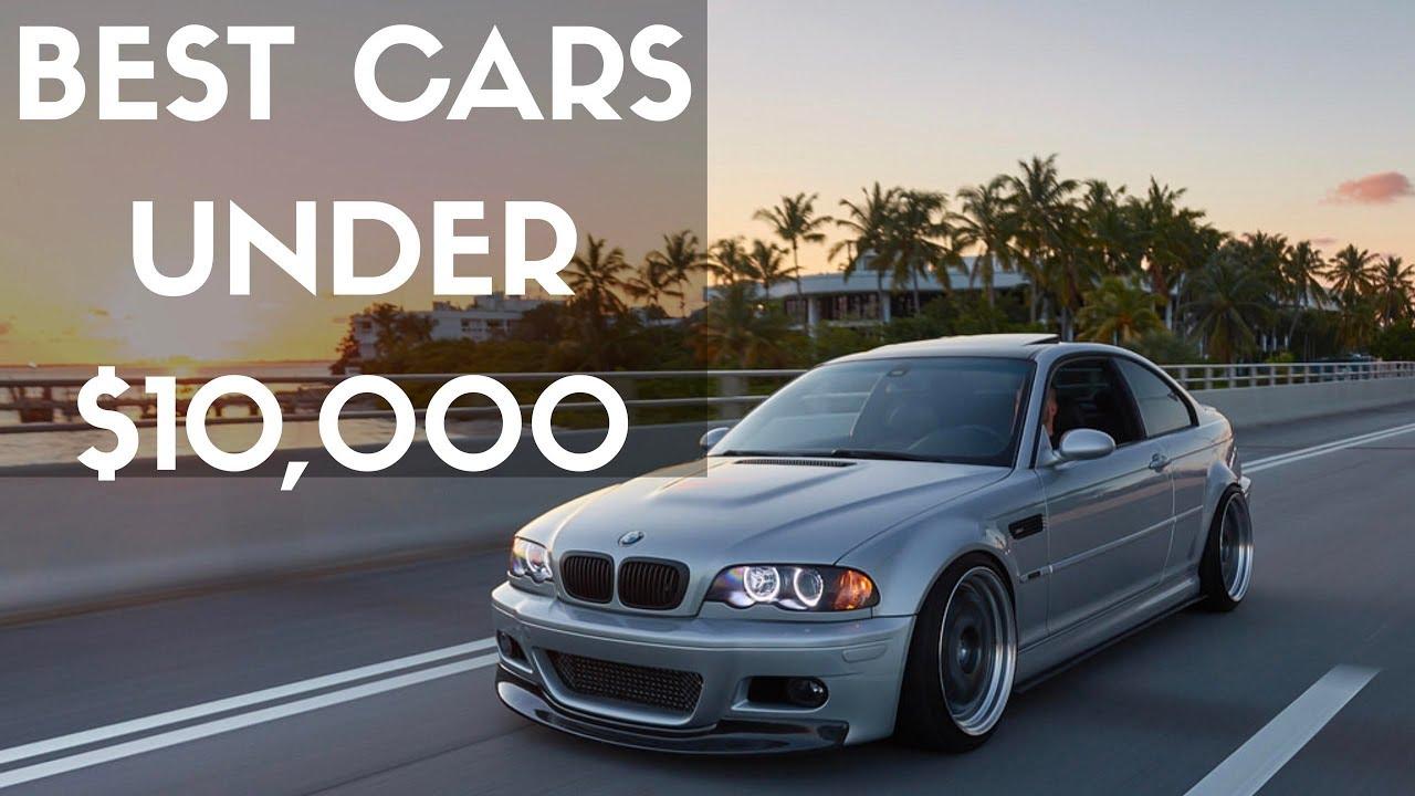 Best BMW Cars Under $10,000