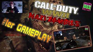 Call of Duty WW2  | Nazi Zombies Gameplay | PS4 | Español