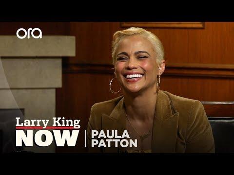 Paula Patton on having love  written about her