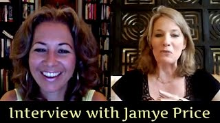 Jamye Price lives in Sedona and is an energy healer and a channeler...
