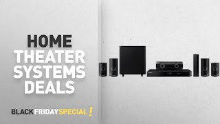 Walmart Top Black Friday Home Theater Systems Deals: Samsung Home Theater System 5.1ch 1000W