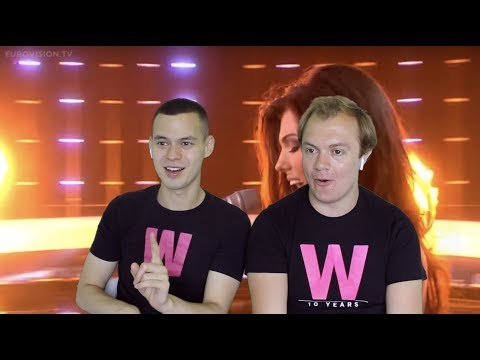 "Paula Seling & Ovi (Romania Eurovision 2010) ""Playing with Fire"" reaction and review"