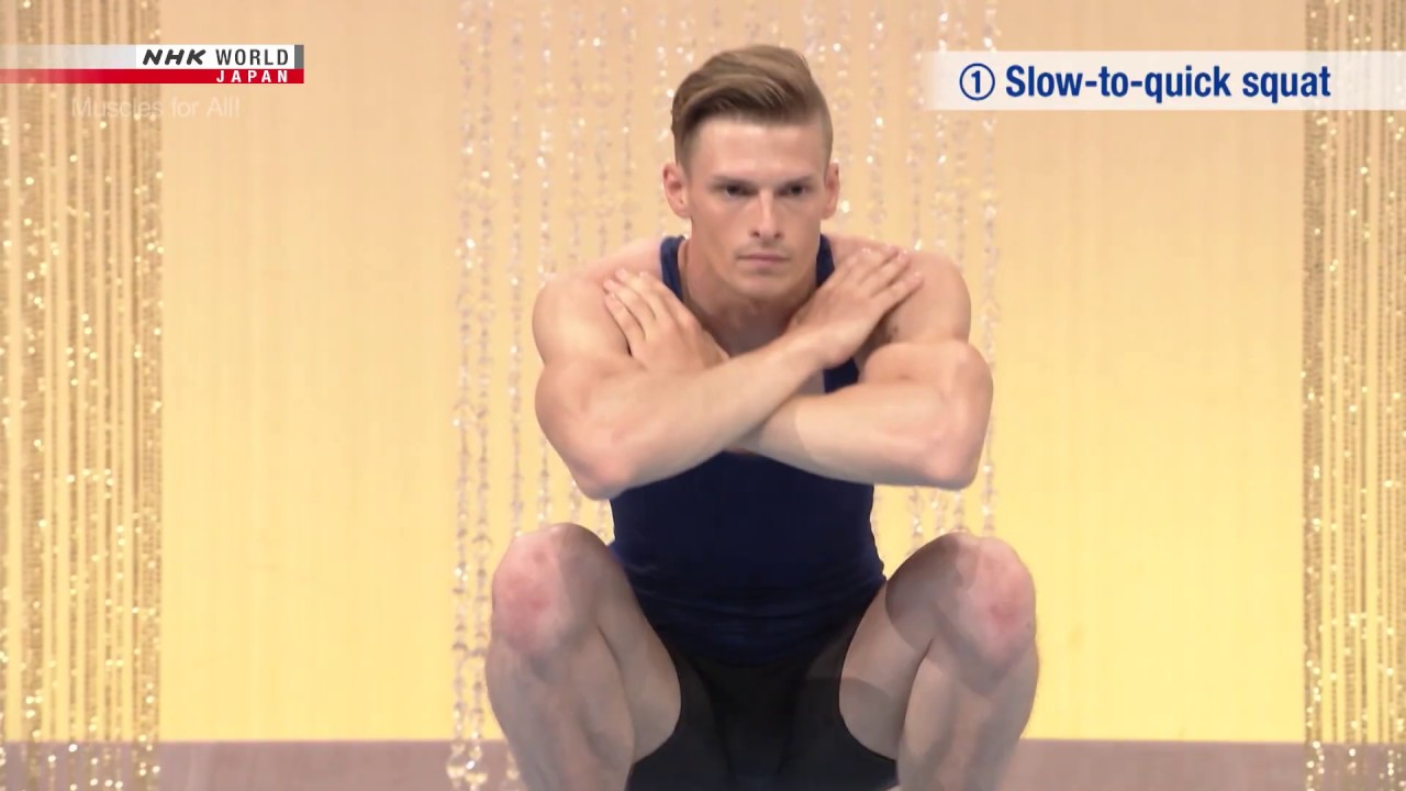 Photo of 5-Minute Leg Workout, Part 1 – Muscles for All! [筋肉体操] – video
