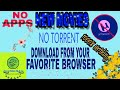 How to download TAMILROCKERS MOVIES without TORRENT|using Seedr|