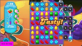 Candy Crush Soda Saga Level 1088 NO BOOSTERS