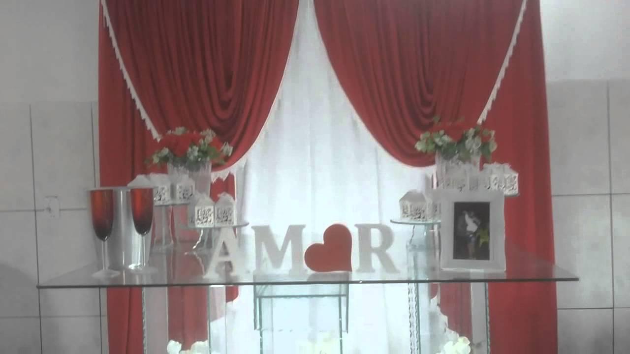Decoração de Casamento Simples faça voce mesma Andressa Araujo
