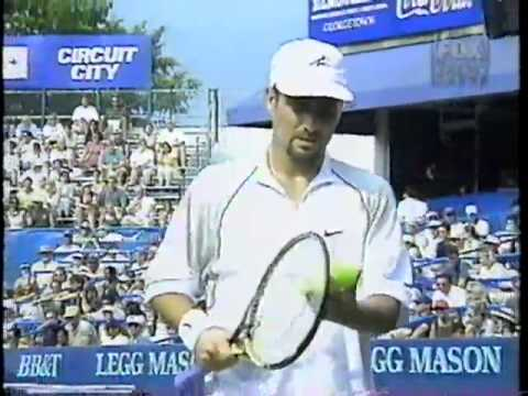Draper vs Agassi Washington 1998