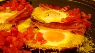 Pomysł na szybką kolację na ciepło (lub śniadanie)