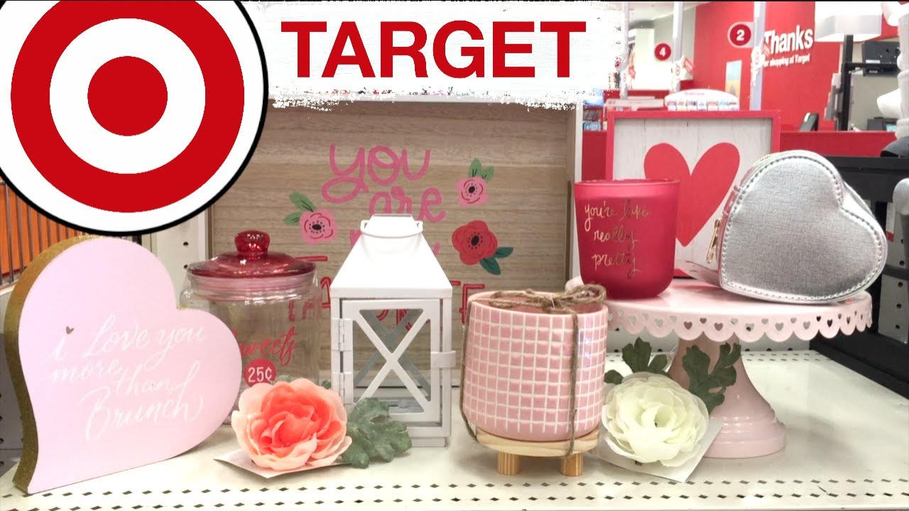 Everything New at Target Dollar Spot for Valentines Day! Shop With Me!