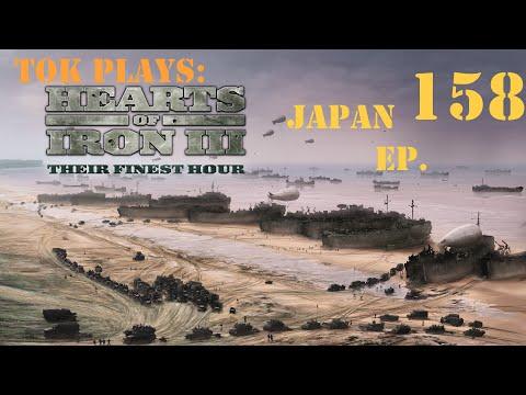 Tok plays HoI3 - Japan ep. 158 - Crossing Rivers