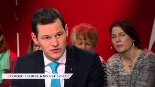 Tariq Ramadan VS Pierre Maudet | Les attentats en Belgique