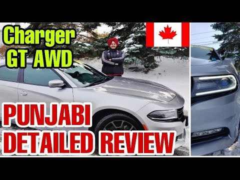 Dodge Charger GT AWD Detailed Review