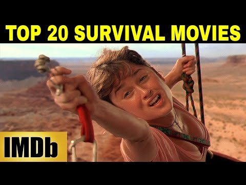 Top 20 Survival Movies in World as per IMDb Ratings, Best All Time Favorite