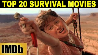 Top 20 Survival Movies In World As Per Imdb Rating