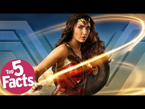 Wonder Woman (2017): Top 5 Facts!