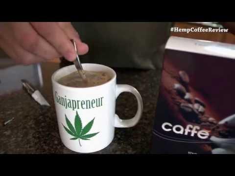 Hemp Coffee Review Hemp Coffee from Laguna Blends