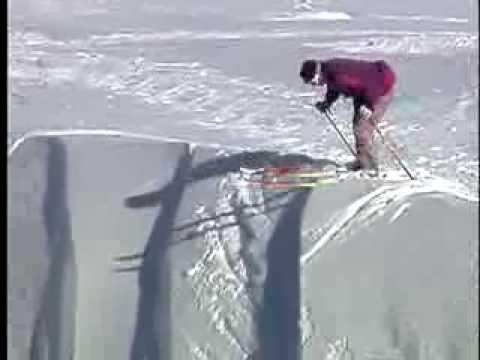 Legendary Shane McConkey Skiing the Steeps | Alaska Back Country