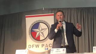 Bill Lisle : Plano City Council , Place -1 @ Plano Candidate forum