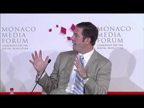 Monaco Media Forum 2012: Keynote - Platform Power