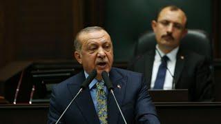 Watch Erdogan\'s full statement on the Khashoggi murder investigation