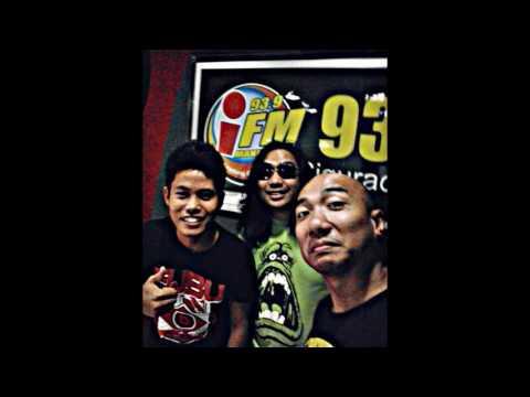 Jay-ar luzande Live on 93.9 ifm radio station manila