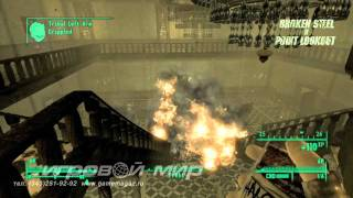 Fallout 3: Broken Steel & Point Lookout GameWorld montage