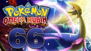 CRESSELIA! Pokemon Omega Rubin Part 66: Cresselia fangen auf der Sichelinsel! [ENDE]