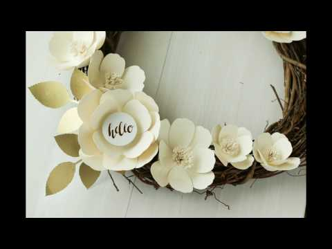 cutting-paper-flowers-with-your-cricut