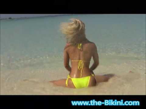 Jenny poussin micro bikini speaking, opinion
