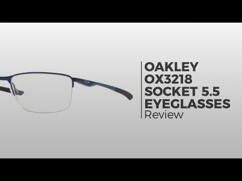 562d8dd86ea Oakley OX3218 SOCKET 5 5 Eyeglasses