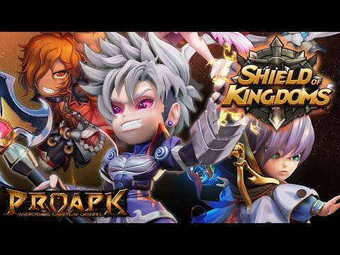Shield of Kingdoms Gameplay iOS / Android