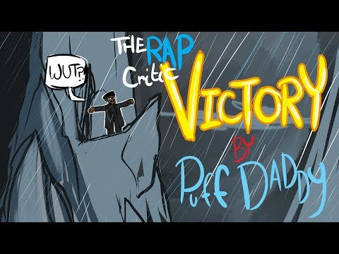 Rap Critic: P. Diddy - Victory ft. Busta...