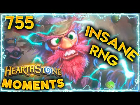 MCT Is Pretty Strong Now!! | Hearthstone Daily Moments Ep. 755