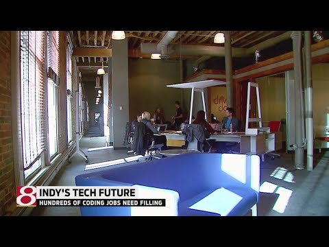 Local organization believes Indy could be next Silicon Valley