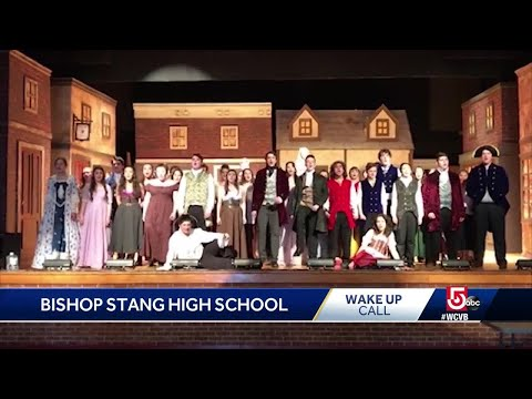 Wake Up Call from Bishop Stang High School