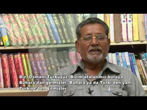 Ottoman Turks in Kutch, India / Osmanlı Türkleri Hindistanda TURKISH SUBTITLES