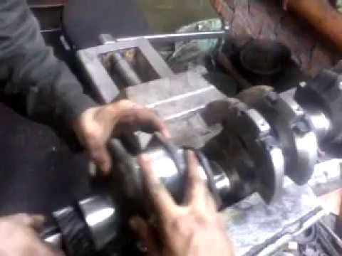 Коленвал Д 240 | Коленвал МТЗ 80 - YouTube
