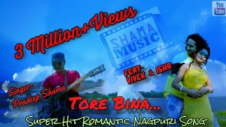 Torey Bina Nagpuri Romantic Song | Singer Pradeep Shama | Artist Isha Aliya & Vivek Nayak