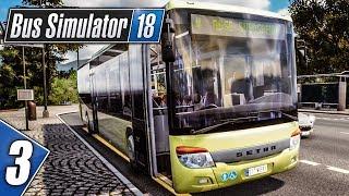 BUS SIMULATOR 18 #3: Ein neuer Bus: SETRA S416 LE Business im Fuhrpark! | BUS SIMULATOR 2018 deutsch