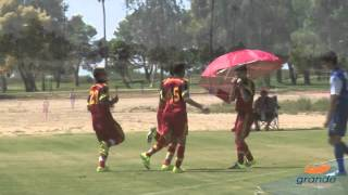 Real Salt Lake-Arizona Academy U-15/16 vs. Pateadores Highlights | September 12, 2015