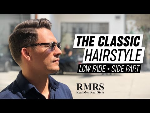Classic Haircut Tutorial | Business Hairstyle