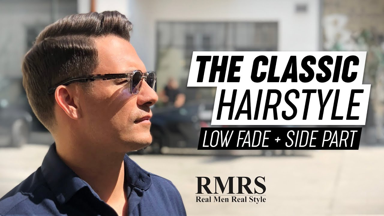 Classic Haircut Tutorial Business Hairstyle Youtube