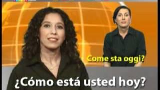 Imparare spagnolo online! Tutti possono parlare LO SPAGNOLO