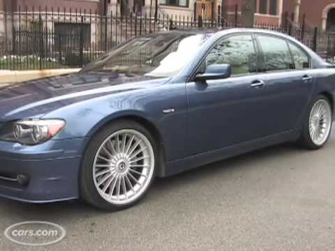2007 BMW Alpina B7/ Quick Drive - YouTube