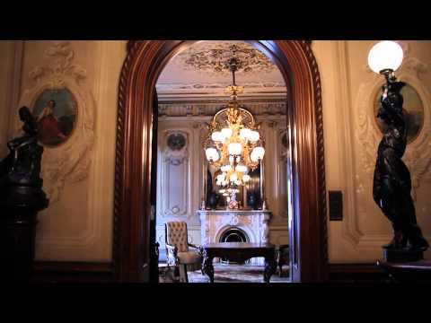 Victoria Mansion's Interiors